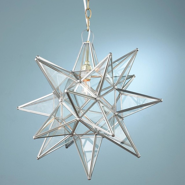 Moravian Star Outdoor Light Photo   3