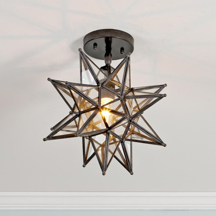 moravian star outdoor light photo - 6