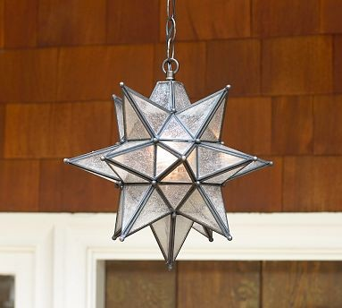 moravian star outdoor light photo - 9
