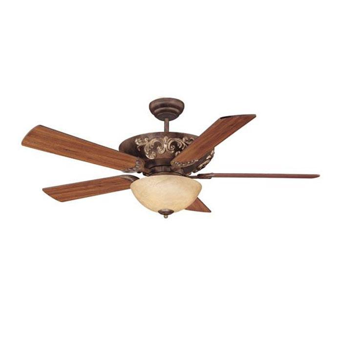 moroccan ceiling fan photo - 1