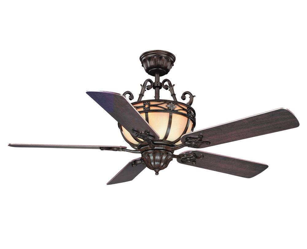 moroccan ceiling fan photo - 3