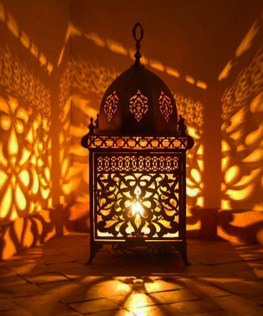 moroccan lamps photo - 1
