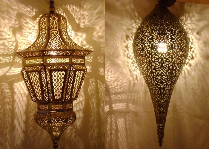 moroccan lamps photo - 10