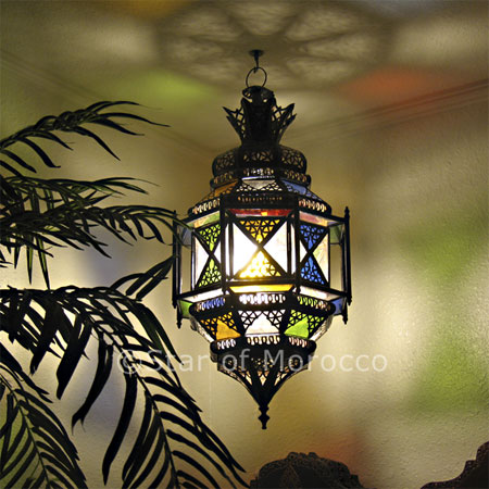 moroccan lamps photo - 2