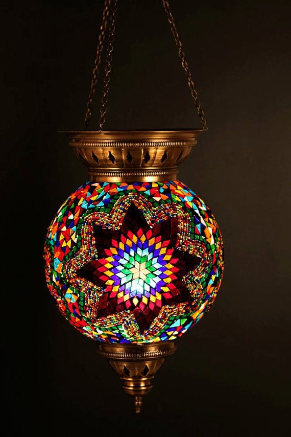 moroccan lamps photo - 5