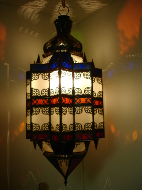 moroccan lamps photo - 9