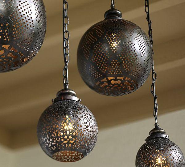 moroccan pendant lamp photo - 2
