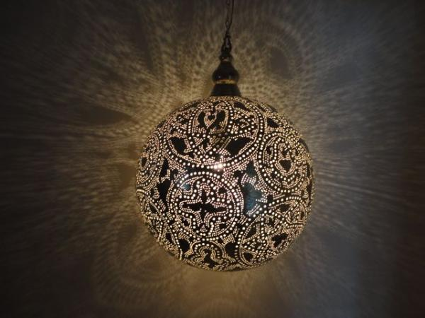 moroccan wall lights photo - 1