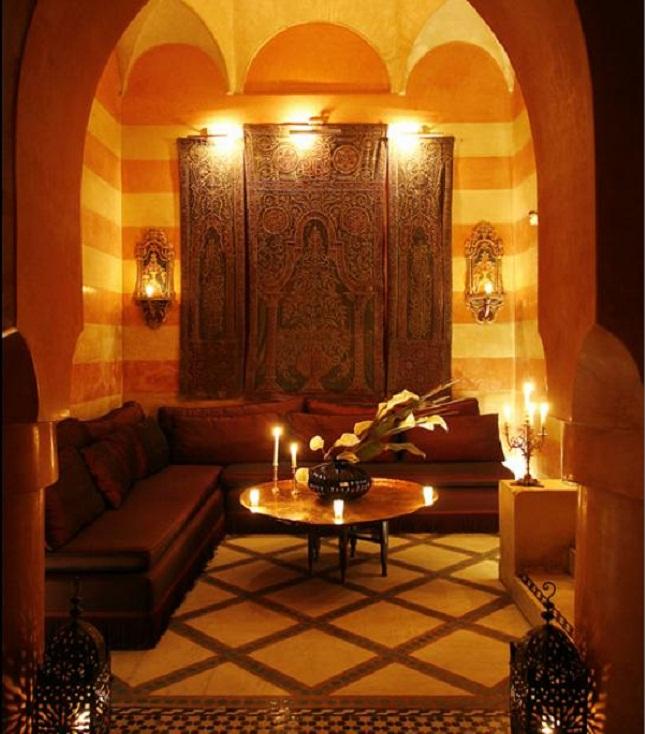 moroccan wall lights photo - 5