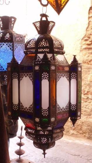 moroccan wall lights photo - 8