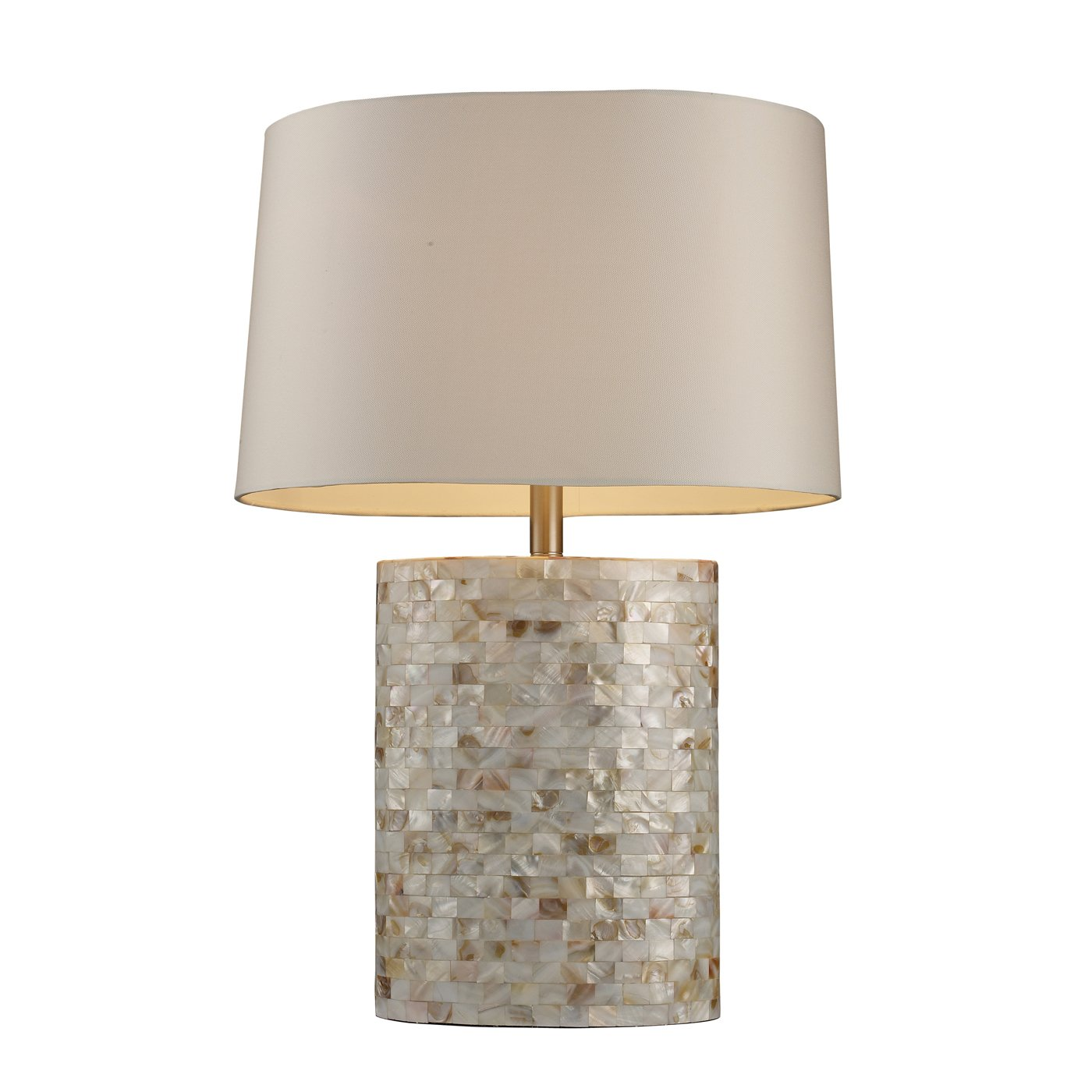 mother of pearl table lamps photo - 8