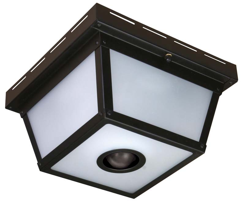 motion activated ceiling light photo - 3