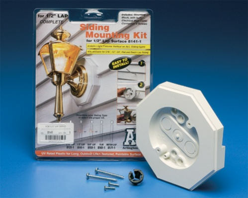 mounting outdoor lights photo - 10
