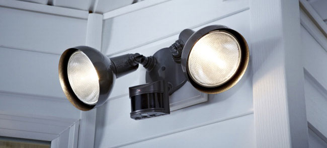 movement sensor lights outdoor photo - 10