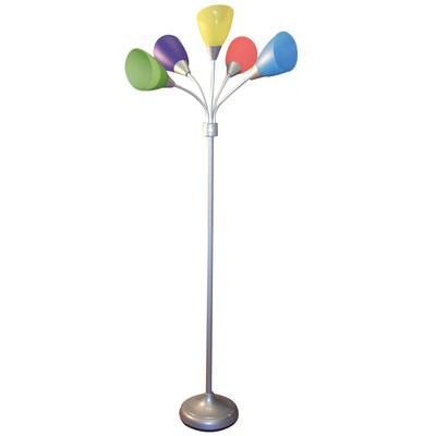 multi head lamp photo - 2