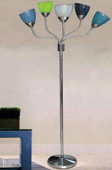 multi light floor lamps photo - 2