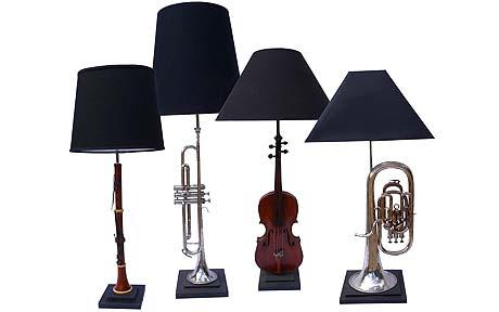 music lamps photo - 1