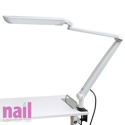 nail table lamp photo - 1