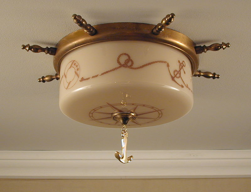 Focal Point About Nautical Ceiling Lights Warisan Lighting