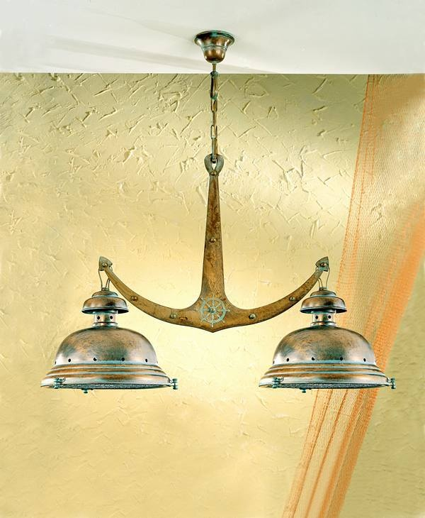 nautical ceiling lights photo - 3