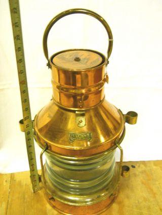 nautical oil lamps photo - 10