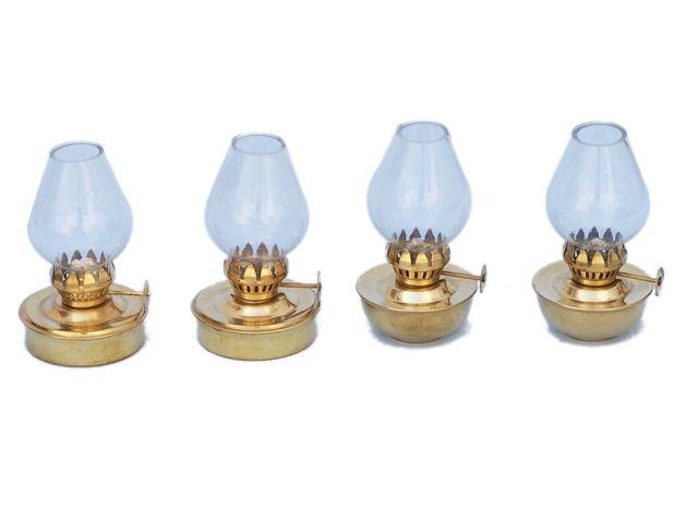 nautical oil lamps photo - 2