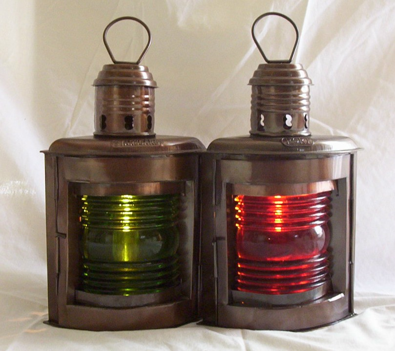Benefits Of Nautical Oil Lamps Warisan Lighting