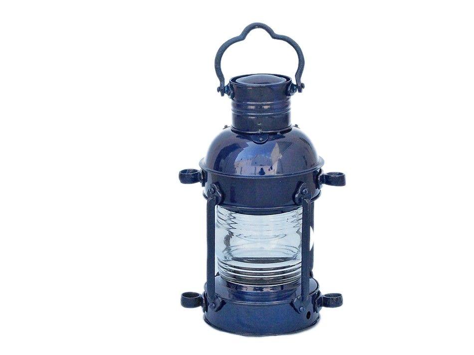nautical oil lamps photo - 9