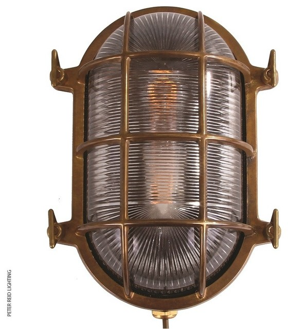 nautical outdoor wall lights photo - 7