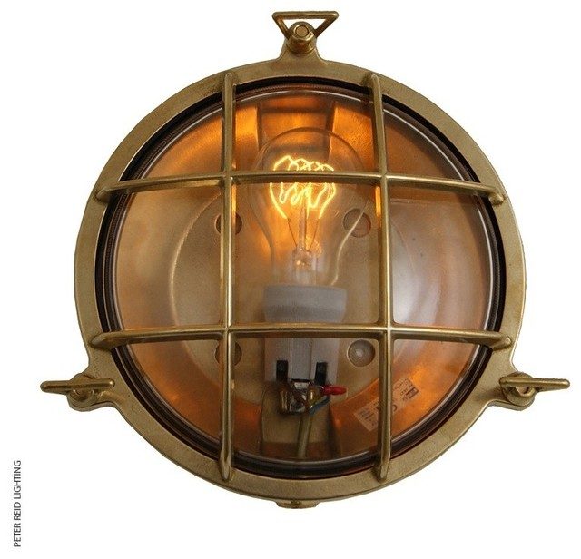 nautical outdoor wall lights photo - 8