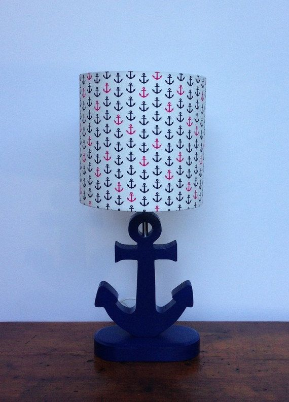 nautical table lamps photo - 7