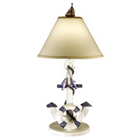 nautical themed lamps photo - 1