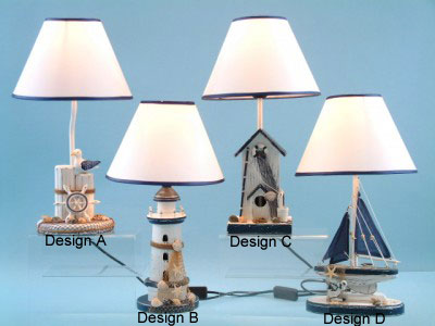 nautical themed lamps photo - 3
