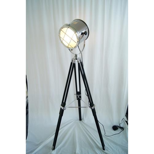 nautical tripod floor lamp photo - 10