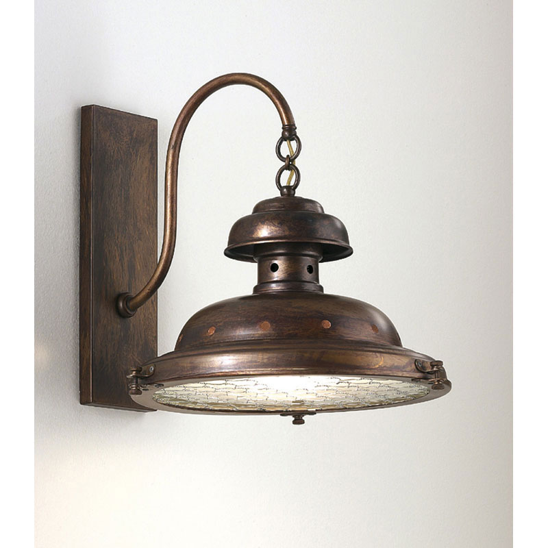 nautical wall light photo - 10