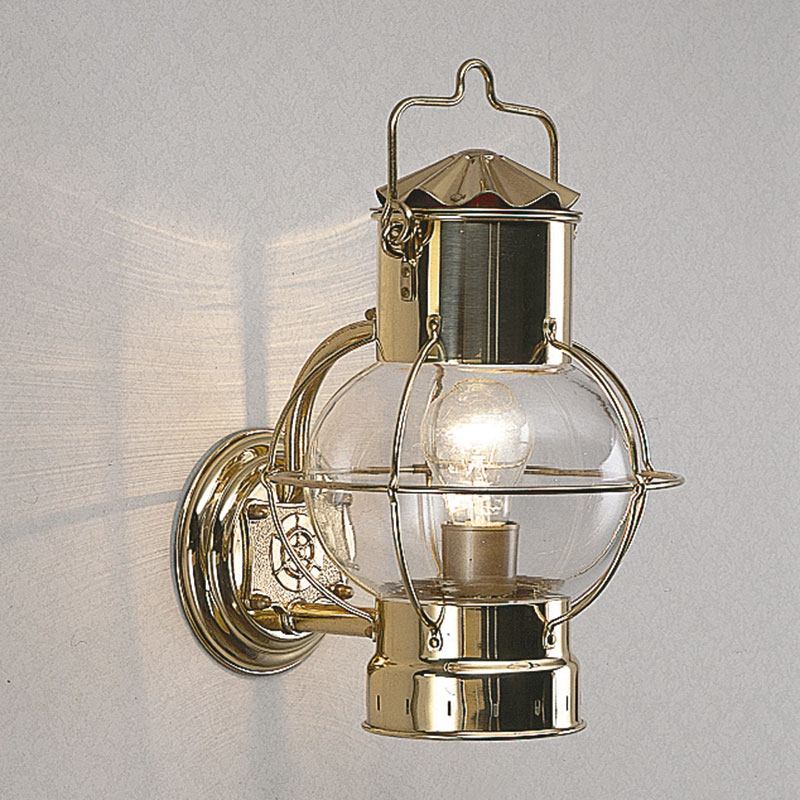 nautical wall light photo - 5