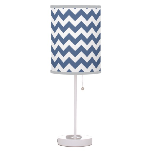 navy blue lamps photo - 8