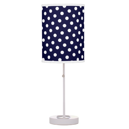 navy blue lamps photo - 9