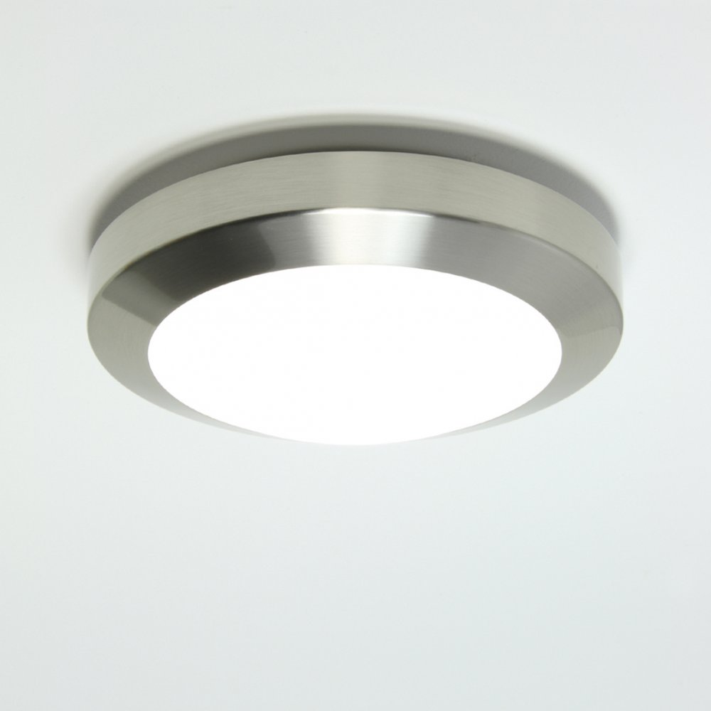 nickel ceiling lights photo - 1