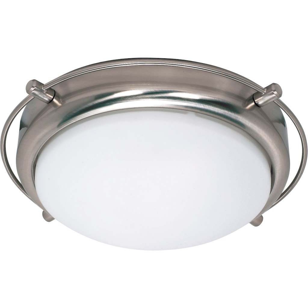 nickel ceiling lights photo - 4