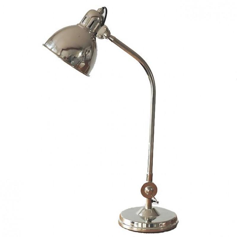 Nickel lamp – Nickel Desk Lamp