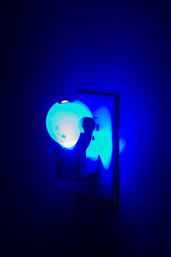 night light ceiling photo - 4