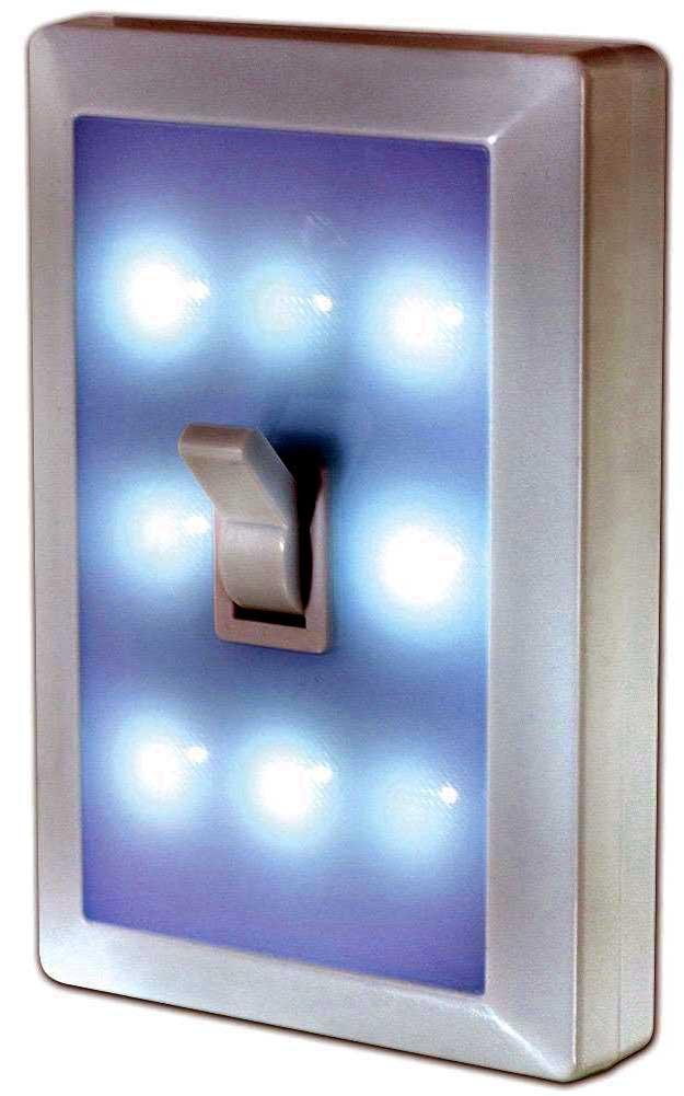 night light wall switch photo - 5