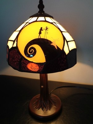 nightmare before christmas lamp photo - 8
