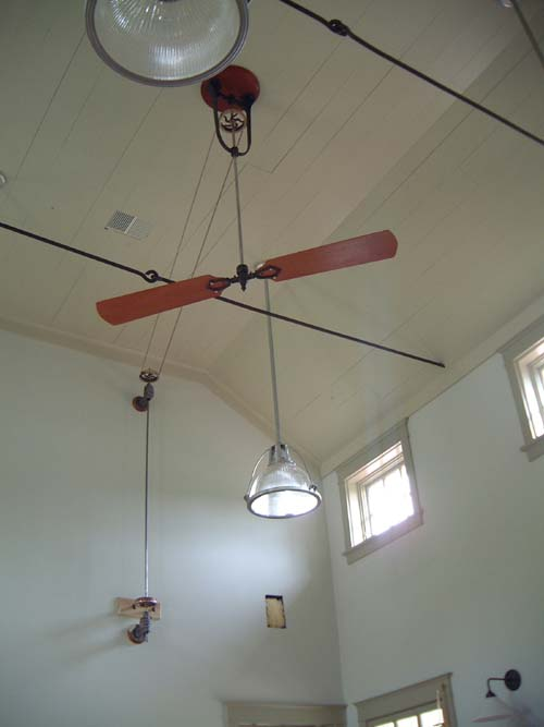 non electric ceiling fan photo - 1