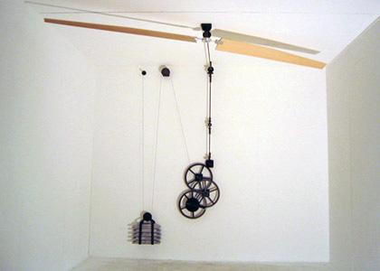 Non Electric Ceiling Fans