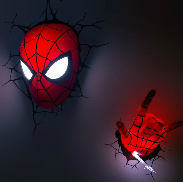 novelty wall lights photo - 1