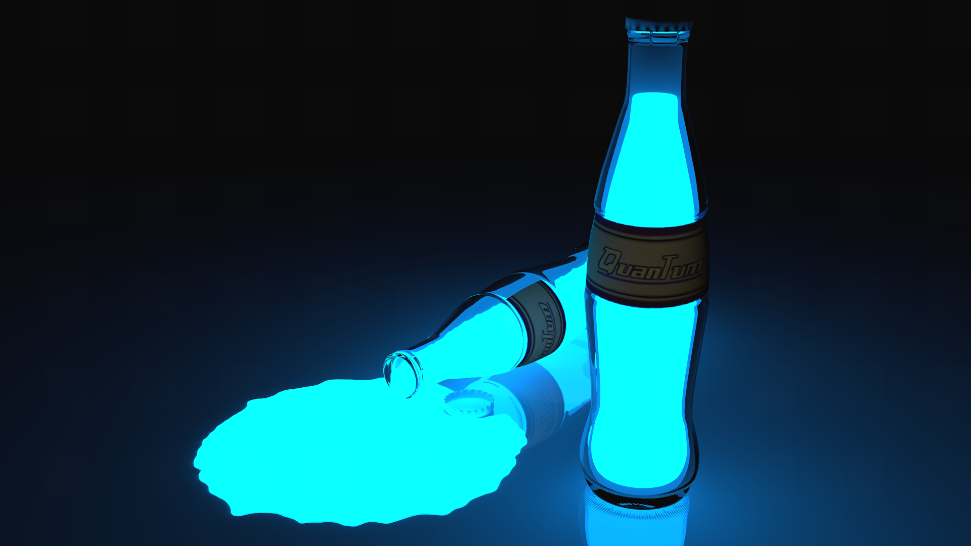 nuka cola lamp photo - 3