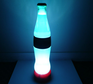 nuka cola quantum lamp photo - 3