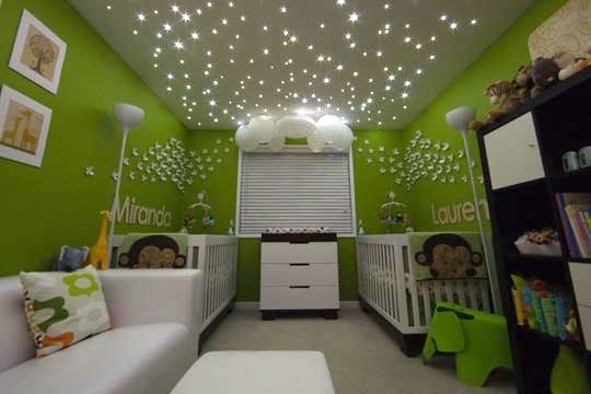 nursery ceiling lights photo - 3